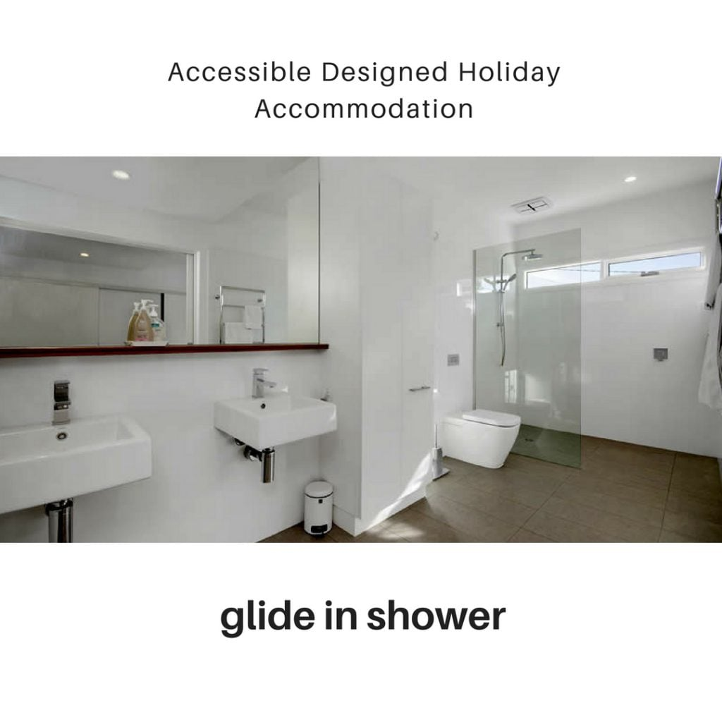 wheelchair accessible accommodation