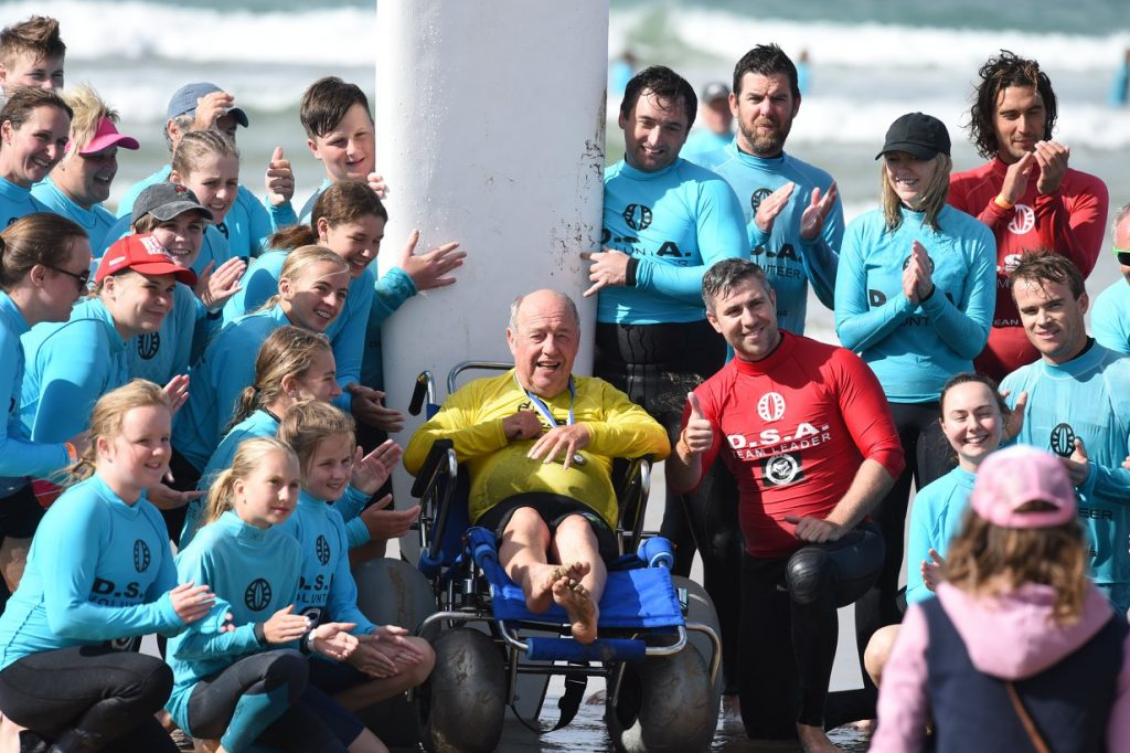 disabled surfing